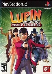Lupin the 3rd PS2