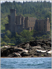 Dunvegan Castle by itchard