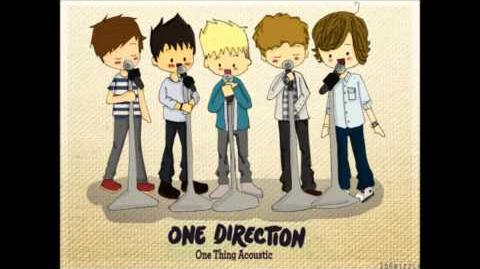 One Direction Cartoons awesome