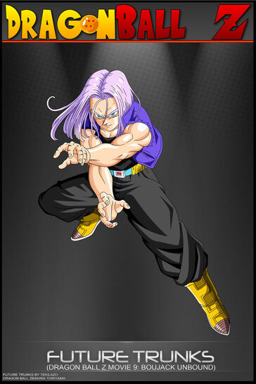 Dragon ball z f trunks m9 by tekilazo-d3hb0ig