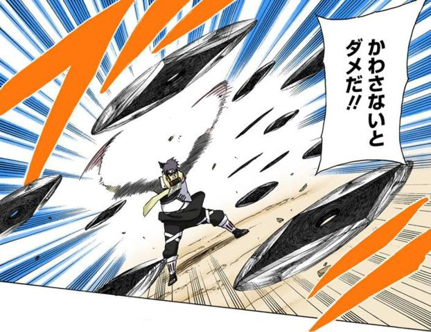 Toroi shuriken