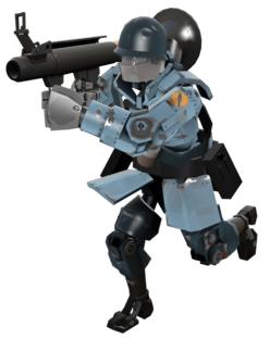 Robo-Soldier