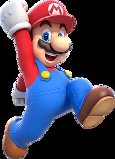 348px-Mario Artwork - Super Mario 3D World
