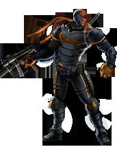 Arkham Deathstroke