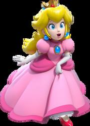 400px-Princess Peach Artwork - Super Mario 3D World