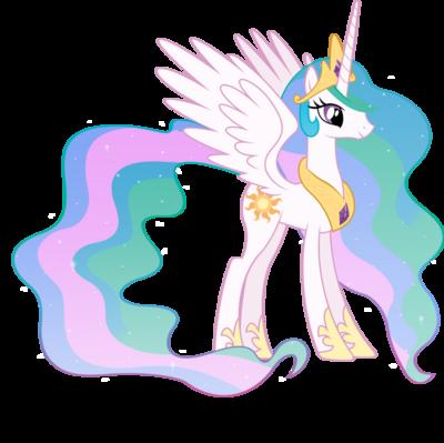 Princess celestia vector by fehlung-d5co5fm