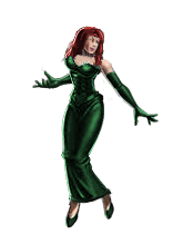 Dressed to Kill Poison Ivy