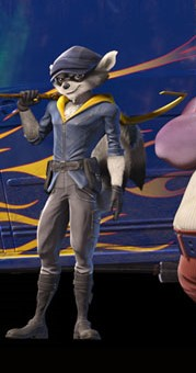 Sly Cooper Movie poster (2)