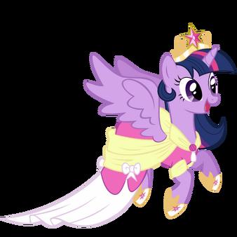 Princess twilight sparkle by musicglare-d68rohg