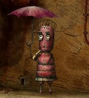 Umbrellarobot