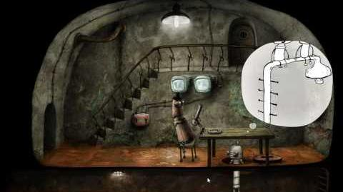 Machinarium Walkthrough Level 5