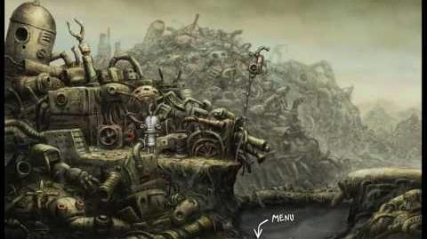 Machinarium Walkthrough Level 1