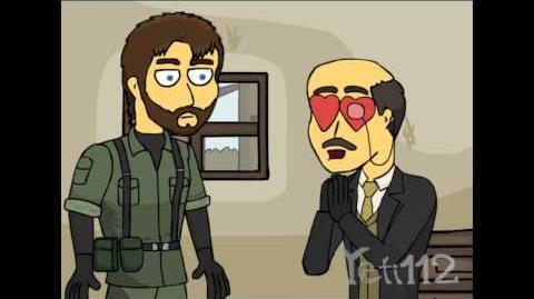 Metal Gear Solid 2 - Cheeseburgers of Liberty part 2