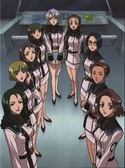 Macross 7 bridge operators
