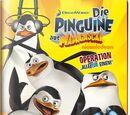 Die Pinguine aus Madagascar Sticker Album