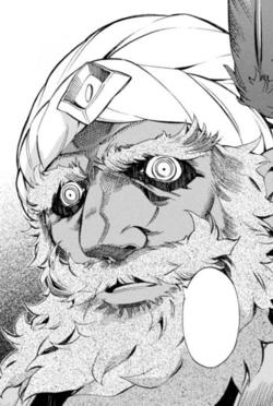 Kreshu manga