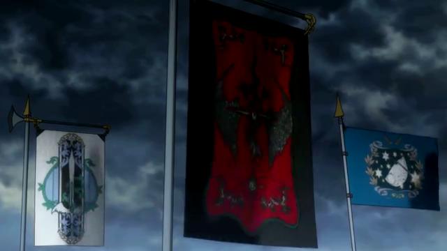 File:Leitmeritz-Flag-(Left)-Zhcted-Flag-(Center)-Alsace-(House-Vorn)-Flag-(Right)-AN-Ep03.png
