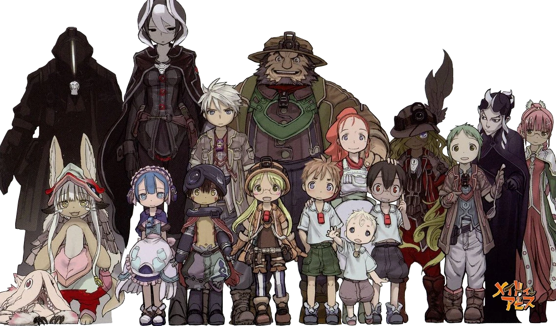 Category characters made in abyss wiki fandom powered by wikia - Wallpaper abyss categories ...