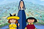 Miss Clavel, Madeline and Pepito