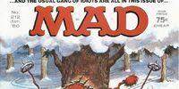 MAD Magazine Issue 212
