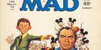 MAD Magazine Issue 149