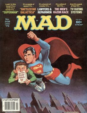Mad magazine 28