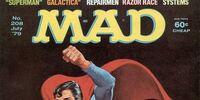 MAD Magazine Issue 208
