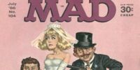 MAD Magazine Issue 104