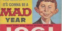 MAD Magazine Issue 61