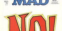 MAD Magazine Issue 147