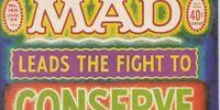 MAD Magazine Issue 168