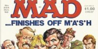 MAD Magazine Issue 234
