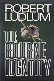 The Bourne Identity Book Cover