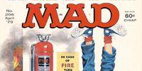 MAD Magazine Issue 206
