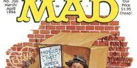 MAD Magazine Issue 326