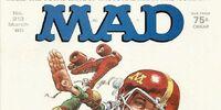 MAD Magazine Issue 213