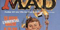 MAD Magazine Issue 347