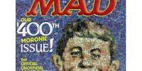 MAD Magazine Issue 400