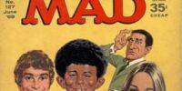 MAD Magazine Issue 127