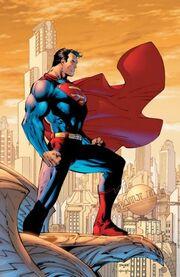 Superman in comics