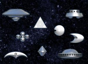 Spaceships-UFOsByJasonsArt