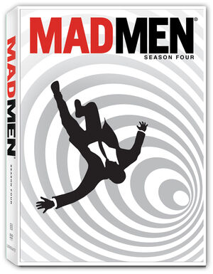 Mad man season 4 dvd