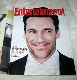 Ew entertainer jon hamm