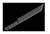 Machete MC10