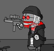 Antipathy Hank Zombie