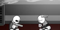 Madness Retaliation/Smoke grenade