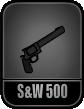 S&W500 icon