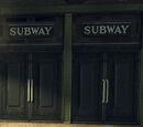 Kingston Subway Station