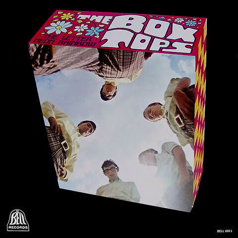 File:The Box Tops - The Letter Neon Rainbow.jpg