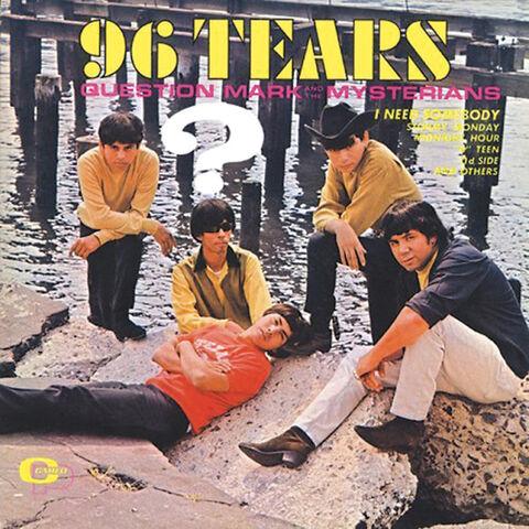 File:? and the Mysterians - 96 Tears.jpg